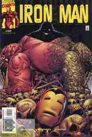 """Yesterday's"" Comic> Iron Man volume 3#32"
