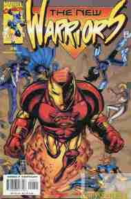 """Yesterday's"" Comic> The New Warriors vol. 2 #9"
