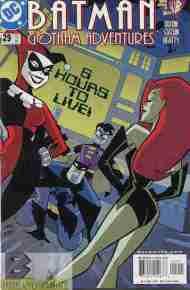 """Yesterday's"" Comic> Batman: Gotham Adventures#29"