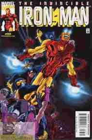 """Yesterday's"" Comic> Iron Man vol 3#33"
