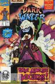 """""""Yesterday's"""" Comic> The Pirates Of Dark Water#1"""
