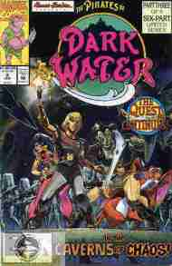 """Yesterday's"" Comic> Pirates Of Dark Water #3"
