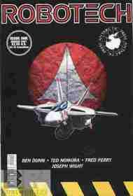 """Yesterday's"" Comic> Robotech #1 (AntarcticPress)"