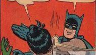 That Time Batman SlappedRobin